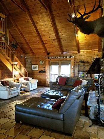 Hocking Hills Cabin